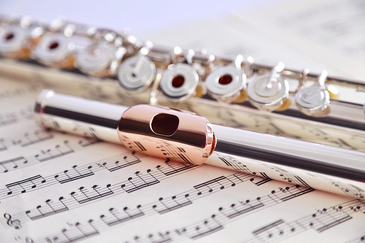 gold lip flute
